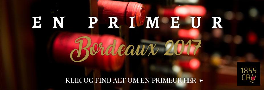 Bordeaux En Primeur 2017